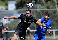 181111 ISPS Handa Premiership Football - Team Wellington v Southern United