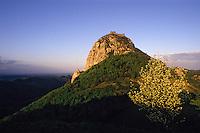 Europe/France/Midi-Pyrénées/09/Ariège/Montségur: Le Château de Montségur