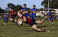 160515 Auckland College Rugby - Kings College v Otahuhu College