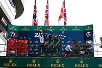 PODIUM LMP1 #8 TOYOTA GAZOO RACING (JPN) TOYOTA TS050 HYBRID LMP1 HYBRID  SEBASTIEN BUEMI  (CHE) KAZUKI NAKAJIMA (JPN) BRENDON HARTLEY (NZL)#8 TOYOTA GAZOO RACING (JPN) TOYOTA TS050 HYBRID LMP1 HYBRID  SEBASTIEN BUEMI  (CHE) KAZUKI NAKAJIMA (JPN) BRENDON HARTLEY (NZL)