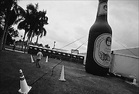 "Beer lovers<br /> From ""Walking Downtown"" series. Miami, Florida, 2008"