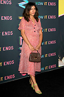 LOS ANGELES - JUL 15:  Christina Caradona at How It Ends LA Premiere at NeueHouse Hollywood  on July 15, 2021 in Los Angeles, CA