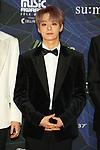 Hwan-Woong(ONEUS), Dec 04, 2019 : Hwanwoong, ONEUS, 2019 Mnet Asian Music Awards (MAMA) in Nagoya, Japan on December 4, 2019. (Photo by Pasya/AFLO)