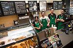 Downtown Los Altos Starbucks undergoes renovation