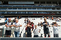 SÃO PAULO, SP, 29.09.2019: CORINTHIANS-VASCO - Movimentação da Torcida antes do jogo entre Corinthians x Vasco da Gama, pela 22ª rodada do Campeonato Brasileiro 2019, na Arena Corinthians, neste domingo (29). (Foto: Maycon Soldan/Código19)
