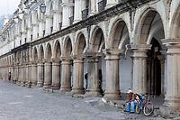 Antigua, Guatemala.  Palacio de los Capitanes Generales.