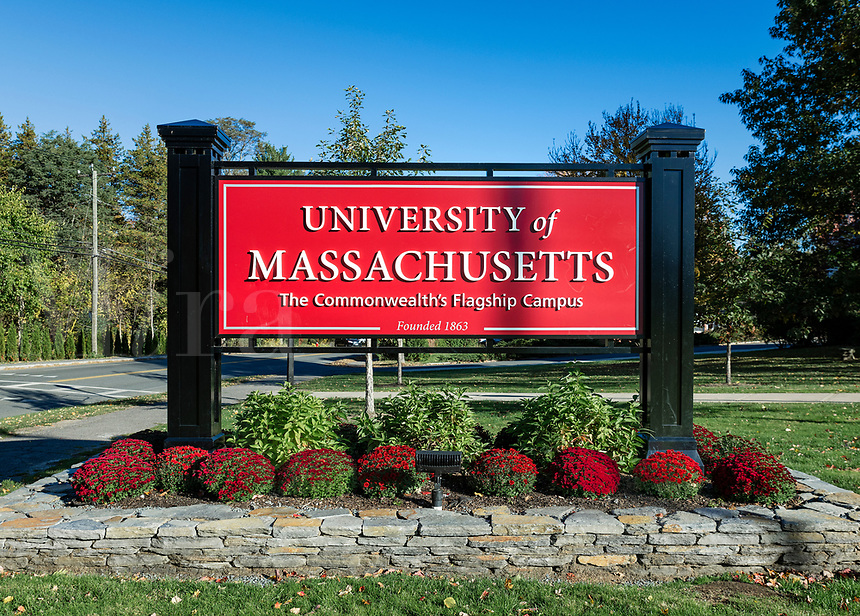 University of Massachusetts at Amherst.