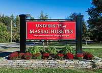 University of Massachusetts at Amherst.