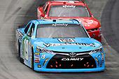 NASCAR Xfinity Series<br /> Fitzgerald Glider Kits 300<br /> Bristol Motor Speedway, Bristol, TN USA<br /> Saturday 22 April 2017<br /> Matt Tifft, Wastebits Toyota Camry<br /> World Copyright: Nigel Kinrade<br /> LAT Images<br /> ref: Digital Image 17BRI1nk05923