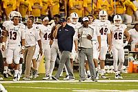 WACO, TX - SEPTEMBER 9, 2017: The University of Texas at San Antonio Roadrunners defeat the Baylor University Bears 17-10 at McLane Stadium. (Photo by Jeff Huehn)