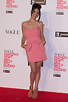 06.09.2012. Vogue Fashion´S Night Out Madrid. In the image Cristina Brondo (Alterphotos/Marta Gonzalez)