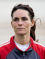 Katrine Pedersen. The USWNT defeated Denmark, 2-0, in Lagos, Portugal during the Algarve Cup.