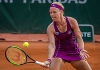 Paris, France, 29 May, 2018, Tennis, French Open, Roland Garros, Kiki Bertens (NED)<br /> Photo: Henk Koster/tennisimages.com