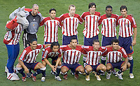 CD Chivas USA during a MLS game at The Home Depot Center in Carson, California, Wednesday June 28, 2006.