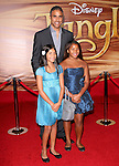 Rick Fox and family at Disney Premiere of Tangled held at El Capitan Theatre in Hollywood, California on November 14,2010                                                                               © 2010 Hollywood Press Agency