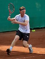 2013-08-17, Netherlands, Raalte,  TV Ramele, Tennis, NRTK 2013, National Ranking Tennis Champ, David de Goede <br /> <br /> Photo: Henk Koster