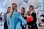 Carla Goyanes, Esmeralda Moya, Carla Pereyra and Convocatoria de prensa: Presentación oficial del equipo in`Charhadas' children's fashion show on Madrid . January 28, 2020. (ALTERPHOTOS/Yurena Paniagua)