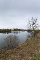 1-3-2021 On farm irrigation reservoir<br />  ©Tim Scrivener Photographer 07850 303986<br />      ....Covering Agriculture In The UK....