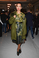 Georgina Campbell<br /> at the Jasper Conran SS18 Show as part of London Fashion Week, London<br /> <br /> <br /> ©Ash Knotek  D3308  16/09/2017