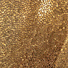 Cosmique, a hand-cut glass mosaic, shown in 24K Gold Glass,  is part of the Aurora™ Collection by New Ravenna.