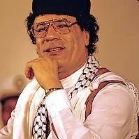 Moammar Gaddafi (Khadafi, Khadhafy. Kadhafi)