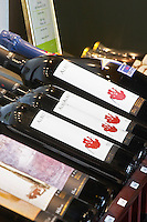 Marti Reserva and other bottles. Albet i Noya. Penedes Catalonia Spain