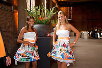 14-09-12, Netherlands, Amsterdam, Tennis, Daviscup Netherlands-Swiss,  KNLTB ontvangstlounge
