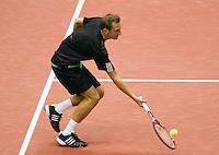 11-2-10, Rotterdam, Tennis, ABNAMROWTT, Thiemo de Bakker