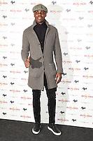 """Angelo Ogbonna<br /> arrives for the """"Iron Men"""" premiere at the Mile End Genesis cinema, London.<br /> <br /> <br /> ©Ash Knotek  D3236  02/03/2017"""