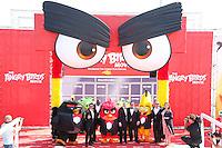 en photocall pour celebrer avec le film angry birds l ouverture du festival du film a cannes le mardi 10 mai 2016