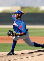 Carlos Melo  - Texas Rangers - 2009 spring training.Photo by:  Bill Mitchell/Four Seam Images