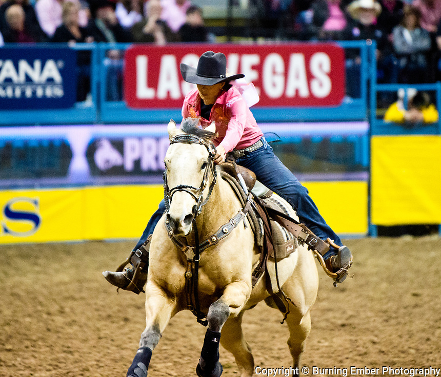 at the Wrangler National Finals Rodeo December 11th 2017.  Photo by Josh Homer/Burning Ember Photography.  Photo credit must be given on all uses.
