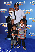 "Ashley Walters<br /> arriving for the ""Playmobil:The Movie"" premiere at the Vue Leicester Square, London<br /> <br /> ©Ash Knotek  D3515  04/08/2019"