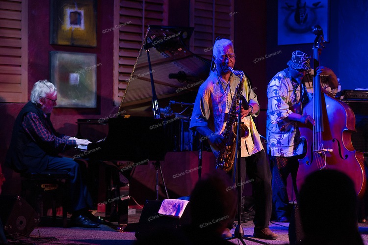 French American Peace Ensemble, featuring François Tusques, Kidd Jordan, William Parker and Hamid Drake