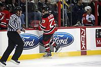 David Clarkson (Devils) muss auf die Strafbank<br /> New Jersey Devils vs. Florida Panthers<br /> *** Local Caption *** Foto ist honorarpflichtig! zzgl. gesetzl. MwSt. Auf Anfrage in hoeherer Qualitaet/Aufloesung. Belegexemplar an: Marc Schueler, Am Ziegelfalltor 4, 64625 Bensheim, Tel. +49 (0) 6251 86 96 134, www.gameday-mediaservices.de. Email: marc.schueler@gameday-mediaservices.de, Bankverbindung: Volksbank Bergstrasse, Kto.: 151297, BLZ: 50960101