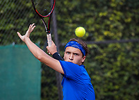 Hilversum, Netherlands, August 9, 2017, National Junior Championships, NJK, Wisse Jonker<br /> Photo: Tennisimages/Henk Koster
