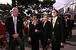 FAMIGLIA SAVOIA<br /> MATRIMONIO CAMILLA CROCIANI E CARLO  BORBONE MONTECARLO 1998