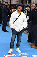 """Leigh Francis<br /> arriving for the """"Shang-Chi And The Legend Of The Ten Rings"""" premiere at Curzon Mayfair, London<br /> <br /> ©Ash Knotek  D3570  26/08/2021"""