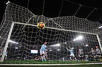 own goal of Samir Udinese . Autorete Samir Udinese <br /> Roma 24-01-2018 Stadio Olimpico Football Calcio Serie A 2017/2018 Lazio - Udinese . Foto Andrea Staccioli / Insidefoto