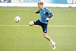 Real Madrid's Toni Kroos during Champions League 2015/2016 training session. May 27,2016. (ALTERPHOTOS/Acero)