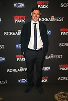 HOLLYWOOD, CA - OCTOBER 12: Jacob Sorling, at the 21st Screamfest Opening Night Screening Of The Retaliators at Mann Chinese 6 Theatre in Hollywood, California on October 12, 2021. Credit: Faye Sadou/MediaPunch