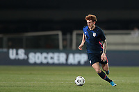 WIENER NEUSTADT, AUSTRIA - MARCH 25: Josh Sargent #9 of the United States during a game between Jamaica and USMNT at Stadion Wiener Neustadt on March 25, 2021 in Wiener Neustadt, Austria.