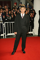 """VENICE, ITALY - SEPTEMBER 06:  Mark Rylance walks the red carpet ahead of the """"Waiting For The Barbarians"""" screening during the 76th Venice Film Festival at Sala Grande on September 06, 2019 in Venice, Italy. (Photo by Mark Cape/Insidefoto)<br /> Venezia 06/09/2019"""