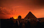 Egypt's Old Kingdom; Giza Plateau; Giza; Egypt