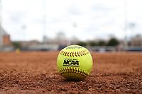 GREENSBORO, NC - MARCH 11: NCAA softball during a game between Northern Illinois and UNC Greensboro at UNCG Softball Stadium on March 11, 2020 in Greensboro, North Carolina.