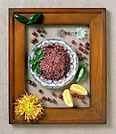 Sutton's Cranberry Relish. Portfolio only