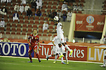 Oman vs Jordan during the 2014 AFC U-22 Championship Group Stage A match on January 13, 2014 at the Sultan Qaboos Sports Complex in Muscat, Oman. Photo by World Sport Group