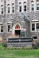 Mercyhurst University campus, North East, Pennsylvania, USA.