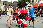 HSBC Sevens Village at the HSBC Hong Kong Rugby Sevens 2017 on 08 April 2017 in Hong Kong Stadium, Hong Kong, China. Photo by King Chung Fung / Power Sport Images