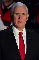 24.01.2020 - Mike Pence Vice President of the US at Palazzo Chigi